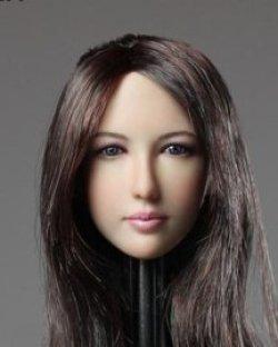 画像1: Dreamer 1/6 女性ヘッド DR001 *お取り寄せ