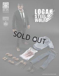画像1: WORLD BOX×ONETOYS 1/6 Rogan Steel Wolf セットB 戦闘版 ヘッド1個&ボディ1体 フィギュア *予約