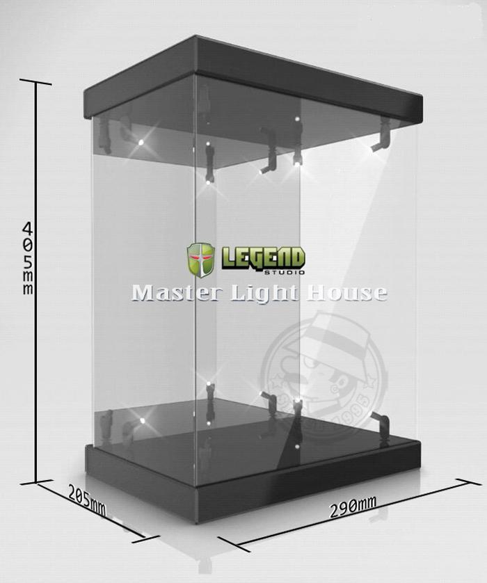 led 1 6 legend studio 405mm 290mm 205mm. Black Bedroom Furniture Sets. Home Design Ideas