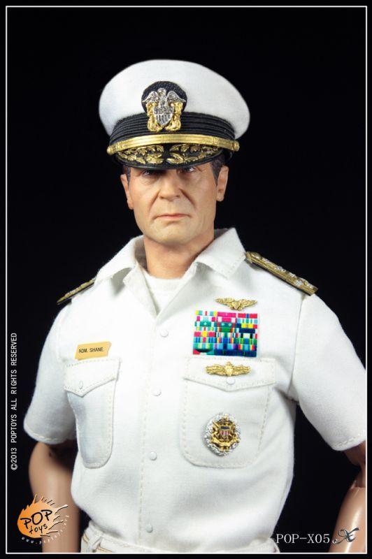 画像1: POPTOYS アメリカ海軍コスチュ... POPTOYS アメリカ海軍コスチュームセ