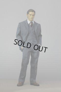 画像1: KATO Work  スリー・ピース スーツ セット  ダークナイト ブルース・ウェイン *受注生産