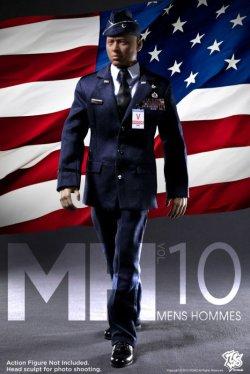 画像1: ZCWO 1/6 米国空軍アウトフィットセット  Mens Hommes vol.10  *お取り寄せ