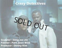 """画像3: """"Crazy Detectives """"(LA Detective MR) ヘッド 1/6"""