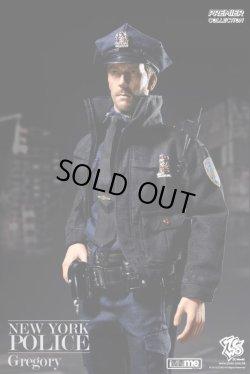 画像2: ZCWO ニューヨーク市警(NYPD) - Gregory 1/6 フィギュア  フルセット