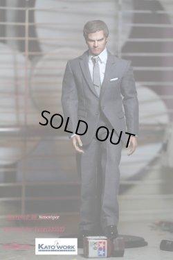 画像1: KATO Work  クラッシック メンズ スーツ セット *受注生産