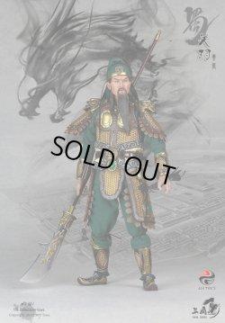 画像1: 303TOYS  1/6 三国志 関羽雲長 Guan Yu  *お取り寄せ