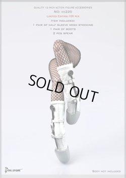 画像1: Dollsfigure  1/6 女性ブーツセット Female Boots cc220 *お取り寄せ