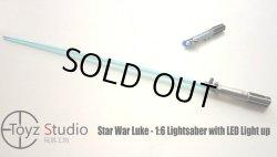 """画像3: Custom 1/6  """"Lightsaber with LED Light Up"""" *お取り寄せ"""