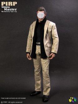 画像2: PIRP FIGURE  1/6 Ninja Master suit  *お取り寄せ