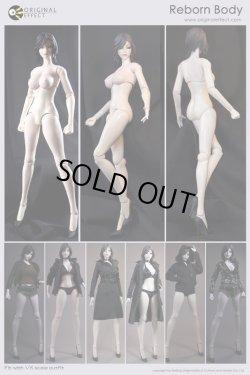 画像2: OE  1/6 女性ボディ 新版 Reborn body  *お取り寄せ