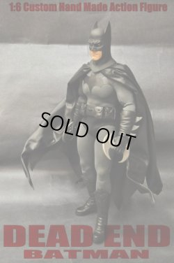 画像2: Custom 1/6 BATMAN  DEAD END  version 2.0 バットマン デッド・エンド バージョン2.0 *お取り寄せ
