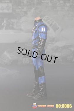 画像4: Super Duck 1/6 トニー レーシング・スーツ アイアンマン2 Tony Racing Suit *お取り寄せ
