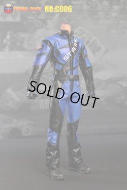 画像2: Super Duck 1/6 トニー レーシング・スーツ アイアンマン2 Tony Racing Suit *お取り寄せ