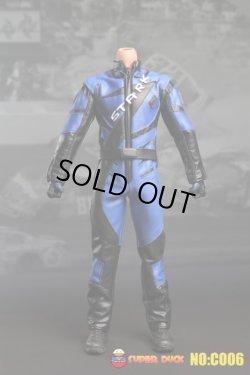 画像1: Super Duck 1/6 トニー レーシング・スーツ アイアンマン2 Tony Racing Suit *お取り寄せ