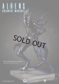 画像2: Hiya Toys 1/18 エイリアン ソルジャー Alien Colonial Marine figure - Soldier *お取り寄せ