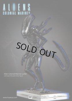 画像2: Hiya Toys 1/18 エイリアン ラーカー Alien Colonial Marine figure - Lurker *お取り寄せ