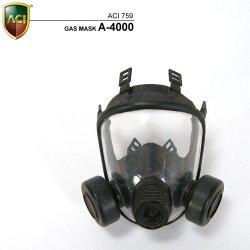 画像3: ACI 1/6 ガスマスク SF10 / A-4000 / XM50 *お取り寄せ