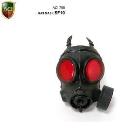 画像2: ACI 1/6 ガスマスク SF10 / A-4000 / XM50 *お取り寄せ