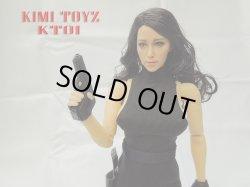 画像5: KIMI TOYS 1/6 アジア人女性ヘッド KT001 *お取り寄せ