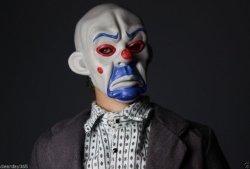 画像3: Custom ダーク シティ Mask Robber ヘッド 1/6 *お取り寄せ
