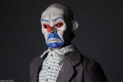 画像1: Custom ダーク シティ Mask Robber ヘッド 1/6 *お取り寄せ