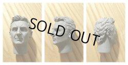 """画像2: カスタム """"Neeson""""- unpainted Head Sculpt  1/6  *お取り寄せ"""