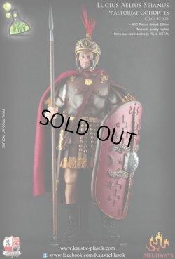 画像1: Kaustic Plastik 1/6 古代ローマ軍親衛隊長官 ルキウス・アエリウス・セイヤヌス フィギュア KP08 *お取り寄せ
