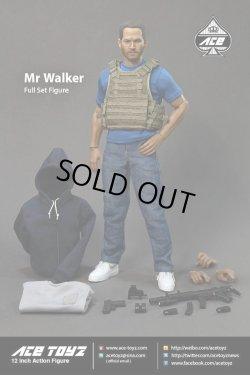 """画像1: ACE Toyz 1/6 """"Mr.Walker"""" ポール・ウォーカー似フィギュア *お取り寄せ"""