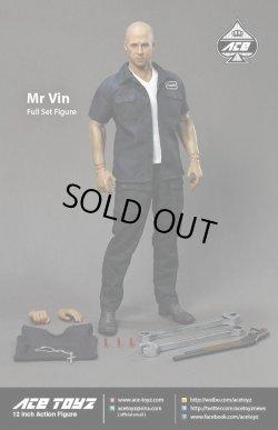"""画像1: ACE Toyz 1/6 """"Mr.Vin"""" ヴィン・ディーゼル似フィギュア *お取り寄せ"""