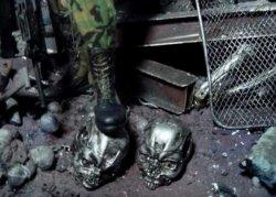 画像3: T- Skull / 1/6 カスタム T-800 バトルダメージ クラッシュ ヘッド *お取り寄せ