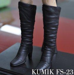 画像1: Kumik 1/6 女性ロングブーツ FS-23