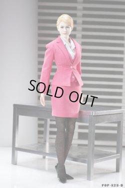 画像1: POPTOYS 1/6 オフィスレディ ビジネス スーツ セット (X23) *お取り寄せ
