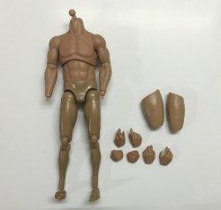 画像3: GangHood 1/6  Muscular Body 1.0 Version  *お取り寄せ