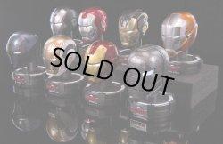 画像4: KingArts 1/5 アイアンマン3 LED ヘルメット シリーズ 各8種セット *予約