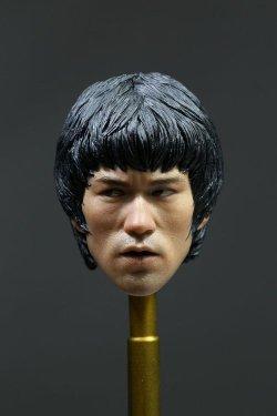 画像1: GOD Lee Head (A:side) 1/6  Custom *予約