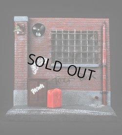 画像1: Toys Box 1/6 バック ストリート ベース ステーション ジオラマ SS015-02 *お取り寄せ