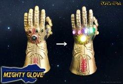 画像1: Toys Era 1/6 Mighty Glove サノス グローブ TE016 *予約