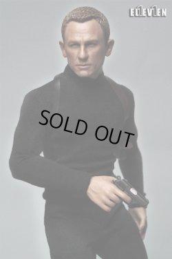 """画像1: ELEVEN 1/6 """"The Agent"""" 007 ヘッド&アウトフィットセット *お取り寄せ"""
