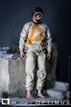 画像3: Custom 1/6 Prisoner ダリル アウトフィット& 裸足パーツ セット  *予約