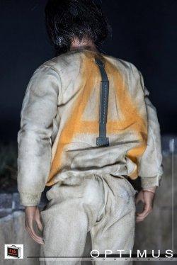画像2: Custom 1/6 Prisoner ダリル アウトフィット& 裸足パーツ セット  *予約