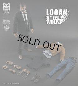 画像1: WORLD BOX×ONETOYS 1/6 Rogan Steel Wolf セットA ステルス版 ヘッド1個&ボディ1体 フィギュア *予約