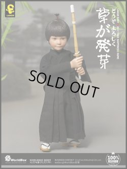 """画像1: WORLD BOX 1/6 レイカーベイビー 剣道少年""""剣童"""" KENDO *お取り寄せ"""