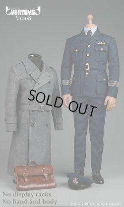 画像1: VORTOYS 1/6 WWII 連合国 空軍 オフィサー軍服セット (V1008) *お取り寄せ