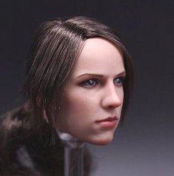 画像2: Silent Lady Head 1/6  Custom *お取り寄せ