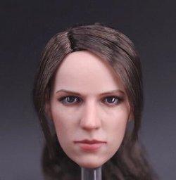 画像1: Silent Lady Head 1/6  Custom *お取り寄せ