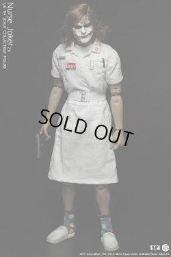 画像1: CGLTOYS 1/6 『Nurse Joker 2.0』コスチュームセット / フルセット   *予約