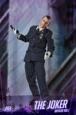 "画像1: ARTOYS 1/6 Gotham City Bad Cop ""The Joker"" Officer Ver. フィギュア AR-003 *予約"