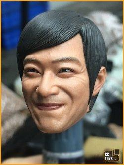"""画像4: CC Toys 1/6  """"High Legal(ハイ リーガル)"""" 男性 ヘッド *予約"""