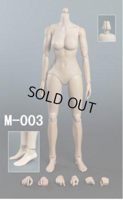 画像3: PLAY TOY 女性ボディ2.0 XL/L/M/S-003 1/6 *お取り寄せ