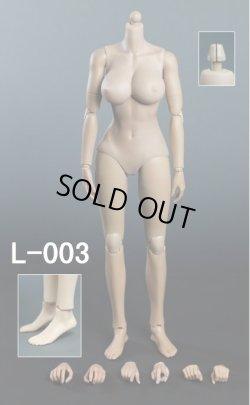 画像2: PLAY TOY 女性ボディ2.0 XL/L/M/S-003 1/6 *お取り寄せ